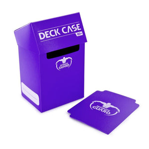 Ultimate Guard Deck Case 80+ Standard Size Purple Deck Box