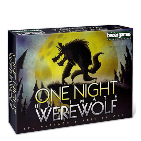 Image of One Night Ultimate Werewolf