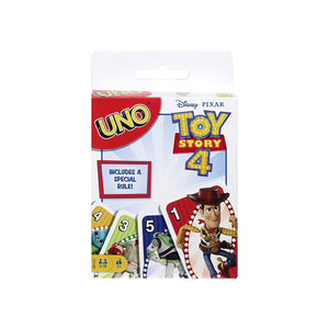 Uno: Toy Story 4