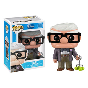 Up - Carl Fredricksen Pop Vinyl