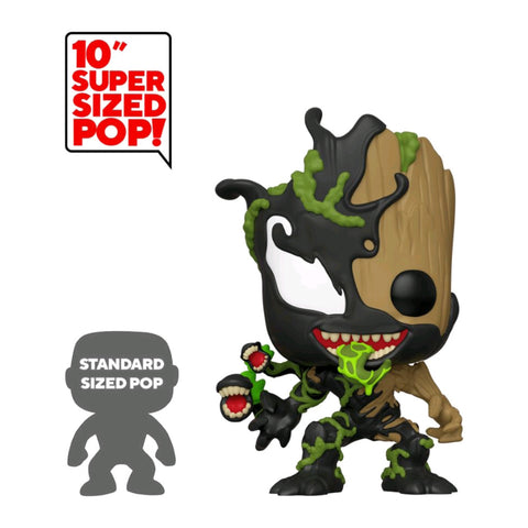 "Venom - Venomized Baby Groot 10"" Pop! Vinyl"