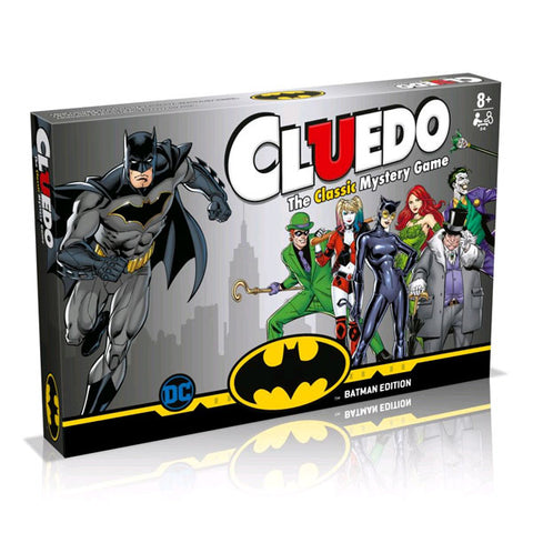 Image of Cluedo - Batman Edition