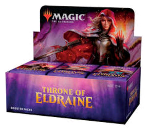 Magic Throne of Eldraine Draft Booster Box