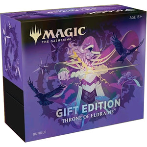 Magic the Gathering - Throne of Eldraine Gift Bundle