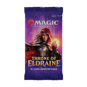 Magic Throne of Eldraine Draft Booster