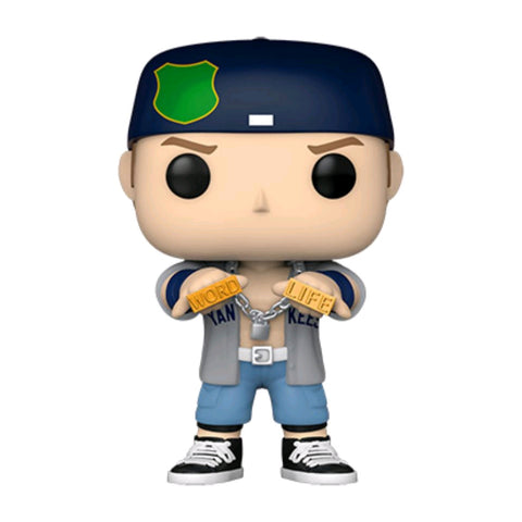 WWE - John Cena Dr of Thuganomics Pop! Vinyl