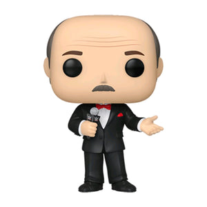 WWE - Mean Gene Pop! Vinyl