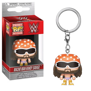 WWE - Randy Savage Pocket Pop! Keychain
