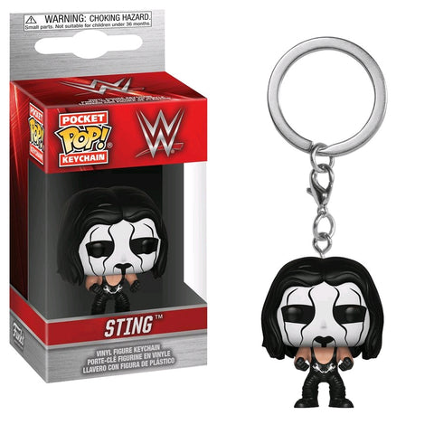 WWE - Sting Pocket Pop! Keychain [RS]