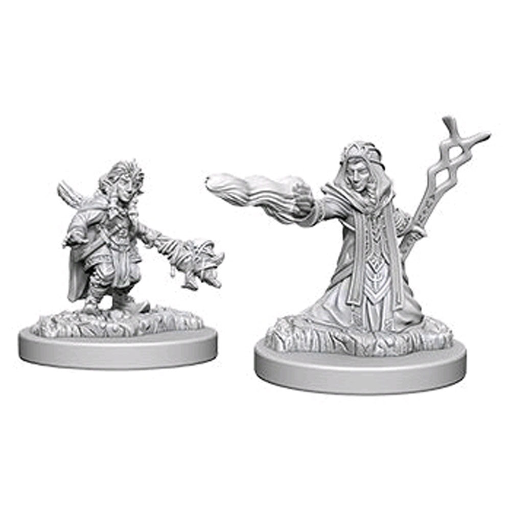 Dungeons & Dragons - Nolzur's Marvelous Unpainted Minis: Gnome Female Wizard