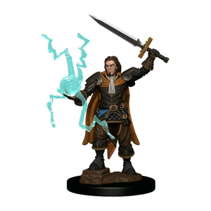 Pathfinder - Human Cleric Male Premium Figure