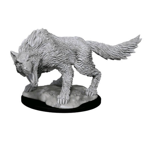Dungeons And Dragons Nolzurs Marvelous Unpainted Minis Winter Wolf