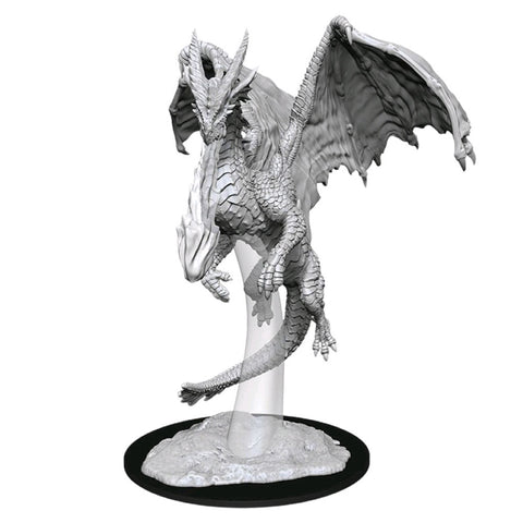 Dungeons And Dragons Nolzurs Marvelous Unpainted Minis Young Red Dragon