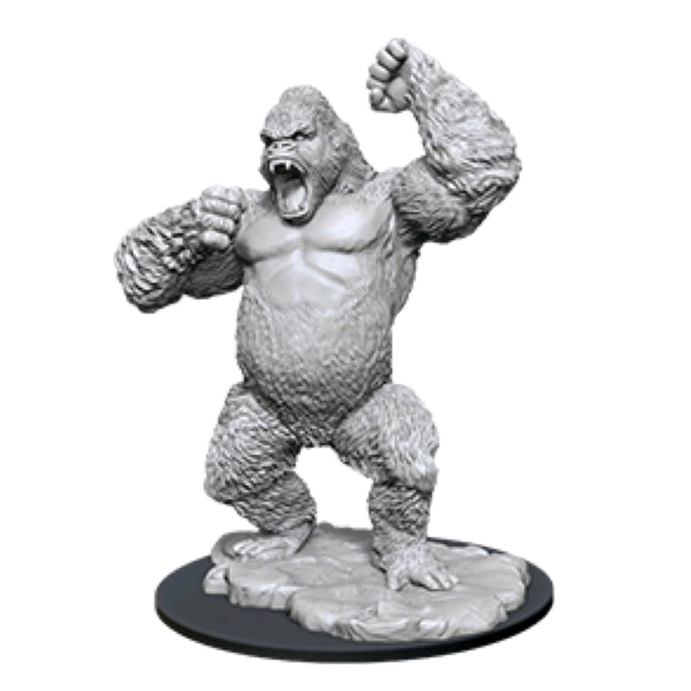 Dungeons & Dragons -Unpainted Giant Ape