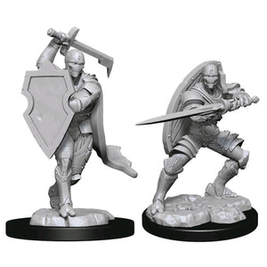 Dungeons & Dragons - Nolzur's Marvelous Unpainted Minis: Warforged Fighter Male