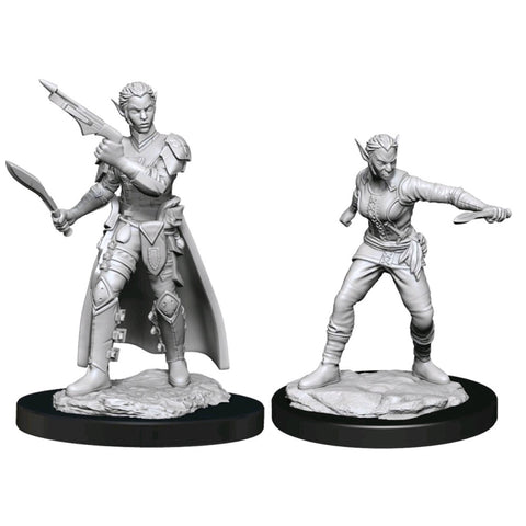 Dungeons & Dragons - Nolzur's Marvelous Unpainted Minis: Shifter Rogue Female