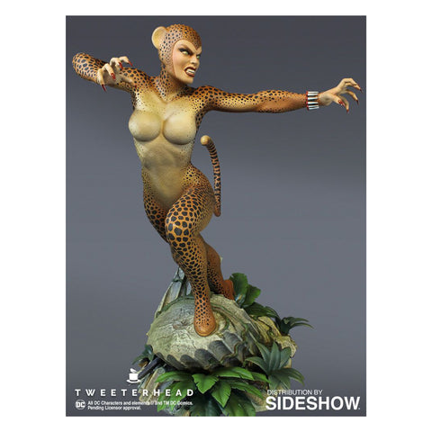 Wonder Woman - Cheetah Super Powers Maquette