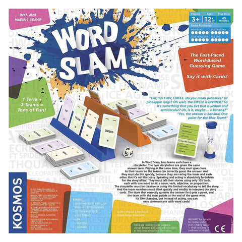 Image of Word Slam