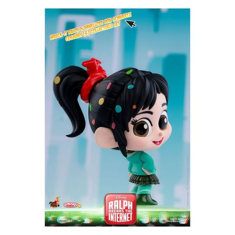 Wreck-It-Ralph 2: Ralph Breaks the Internet - Ralph & Vanellope Cosbaby Set