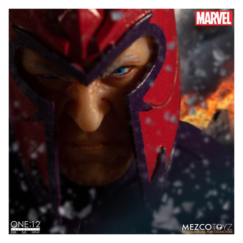 Image of X-Men - Magneto One:12 Collective Action Figure