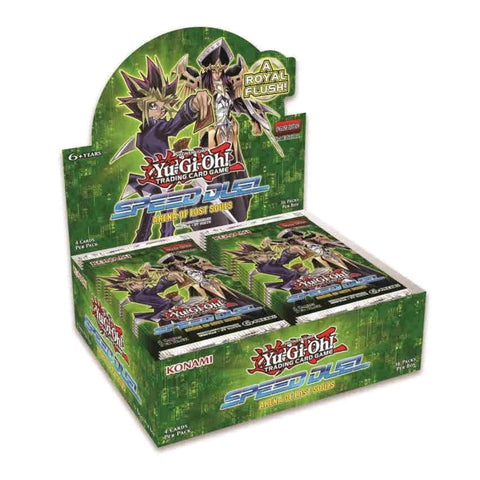 Yu-Gi-Oh - Speed Duel: Arena of Lost Souls Booster Box