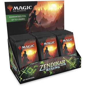 Magic - Zendikar Rising Set Booster Box