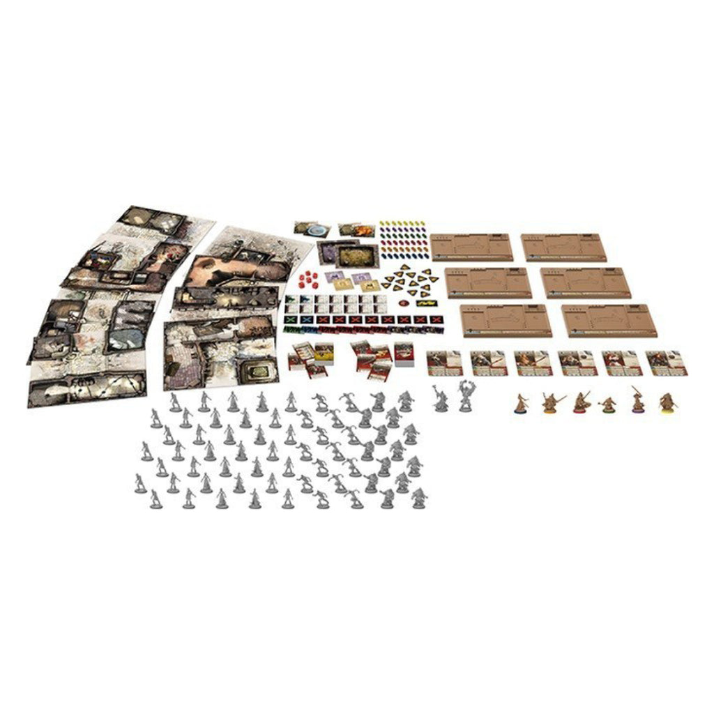Zombicide - Black Plague Board Game