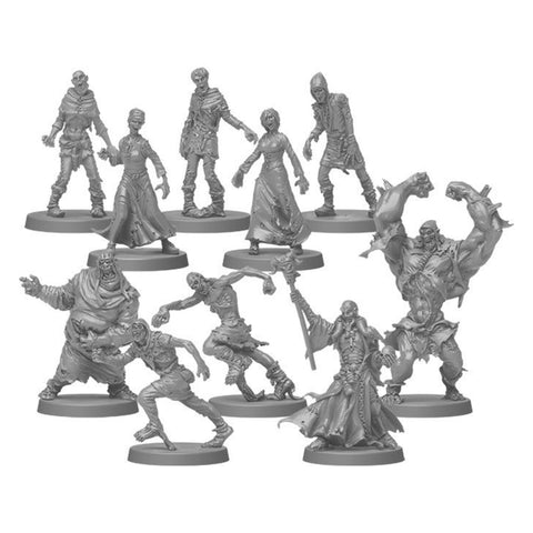 Image of Zombicide - Black Plague Board Game