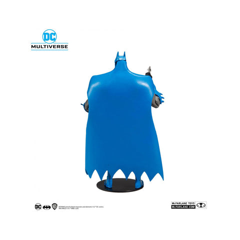DC Comics Multiverse:Batman-The Animated Series Batman Blue Variant Figure