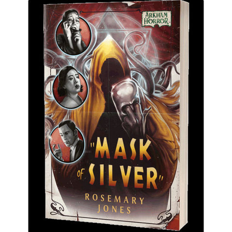 Arkham Horror Novel Mask of Silver