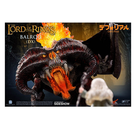 Image of Lord of the Rings - Balrog Deluxe Soft Vinyl Figure