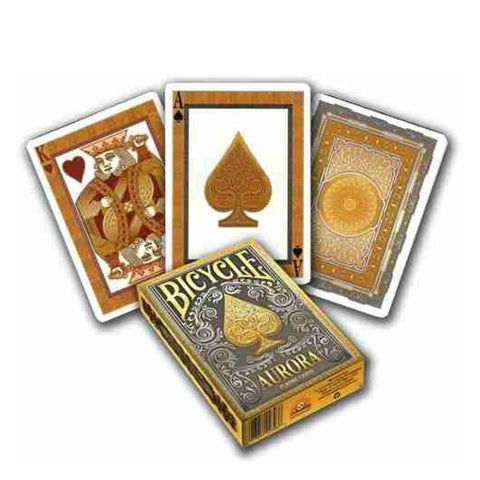 Image of Bicycle Poker Aurora