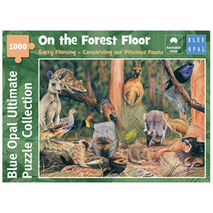 On the Forest Floor 1000pc