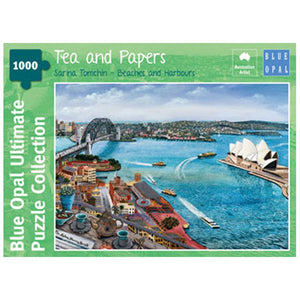 Tea & Papers 1000pc