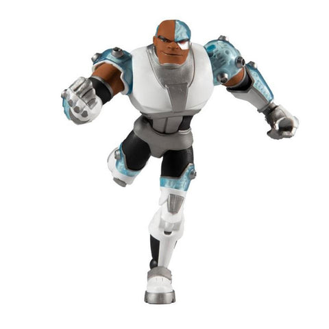 DC Comics Multiverse: Animated Cyborg Teen Titans Figure