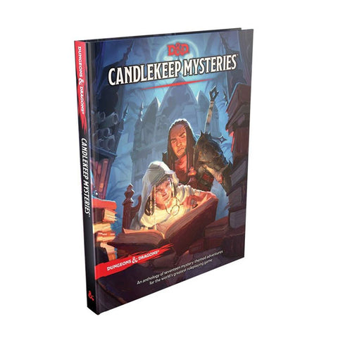 Image of D&D Candlekeep Mysteries