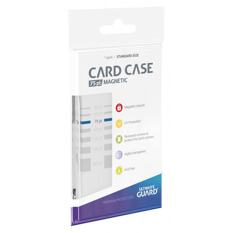 Ultimate Guard 75pt Magnetic Card Case