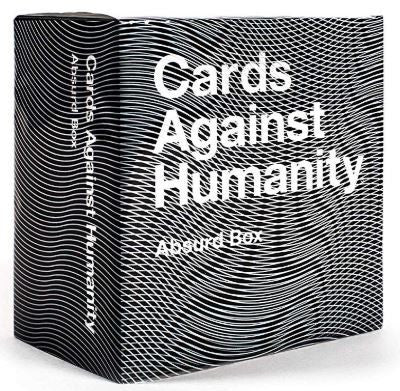 Image of Cards Against Humanity Absurd Box