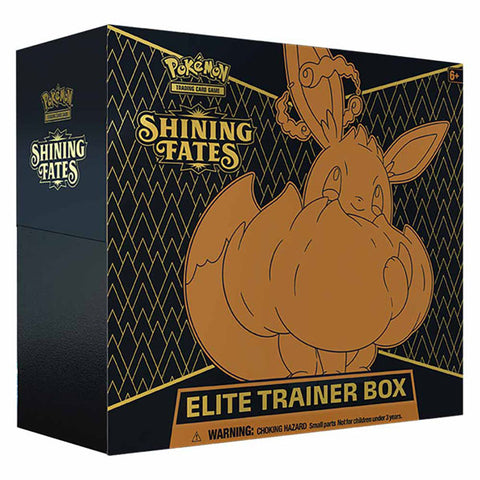 Pokemon TCG: Elite Trainer Box- Shining Fates