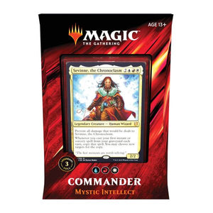 Magic - Commander Deck 2019 Mystic Intellect