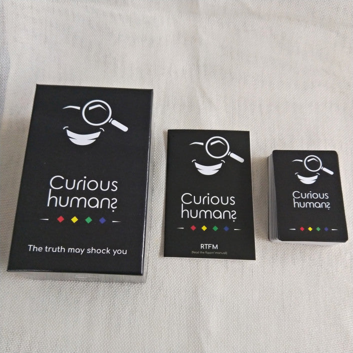 Curious Humans Base Pack