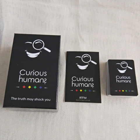 Image of Curious Humans Base Pack