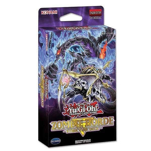 Yu Gi Oh - Zombie Horde Structure Decks