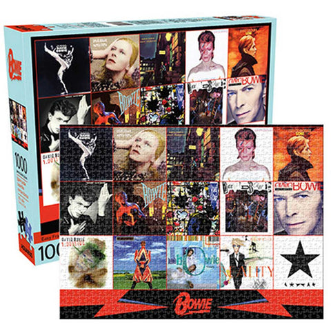 Aquarius Puzzle David Bowie Albums Puzzle 1,000 pieces