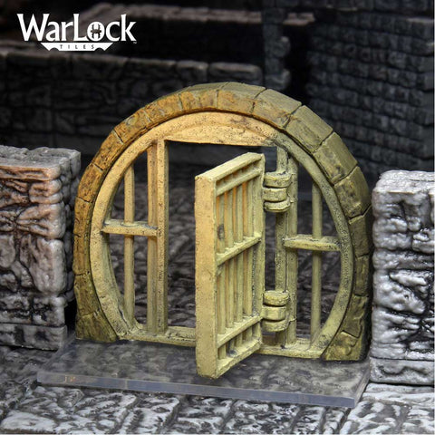 Image of Warlock Tiles Doors and Archways