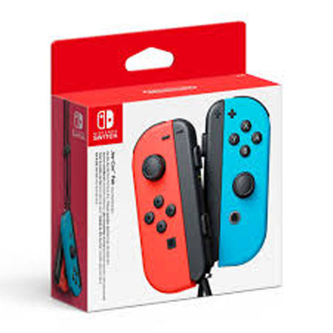 Switch Joy-Con Pair Controller - Neon