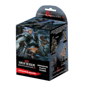 Dungeons And Dragons IR Set 8 Monster Menagerie 3