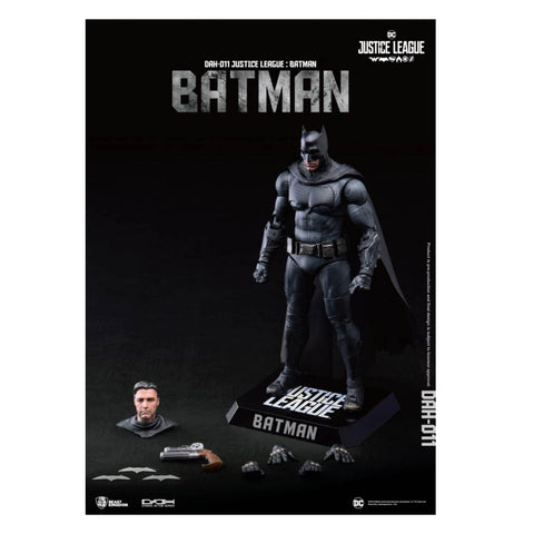 Dynamic Action Heroes Justice League Batman 1/9 Scale