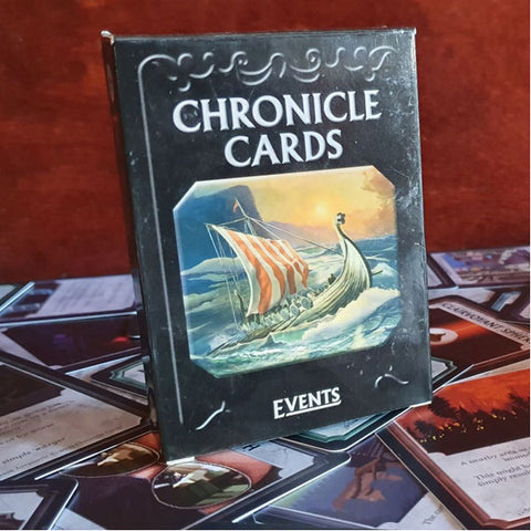 Image of Chronicle Cards Universal Event Deck