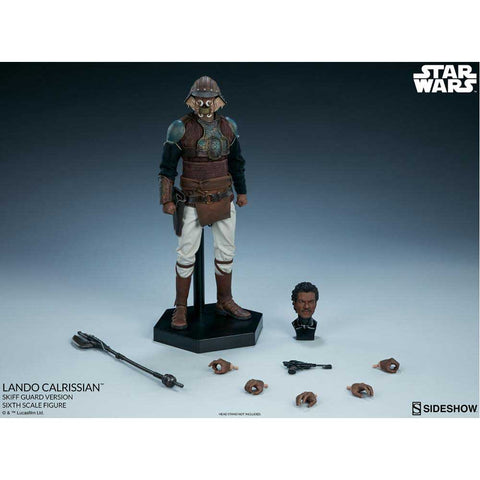 "Star Wars - Lando Calrissian (Skiff Guard) 1:6 Scale 12"" Action Figure"